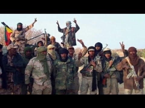 Туареги борються з Аль-Каїдою