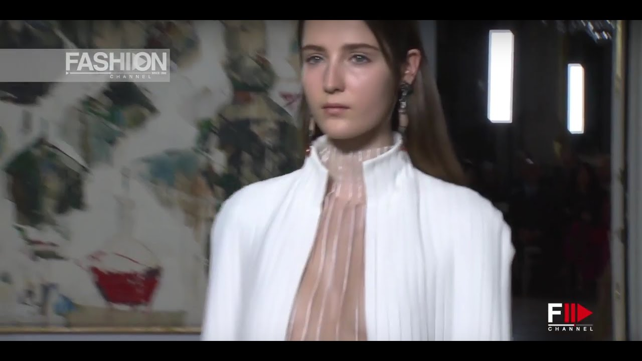Valentino Haute Couture Spring Summer Full Show 2017 Paris By Fashion Channel Youtube