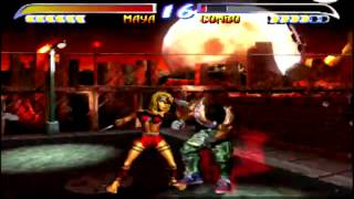 Killer Instinct 2 Classic Maya's Playthrough