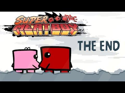 ВЗРЫВНОЙ ФИНАЛ - Super Meat Boy #7