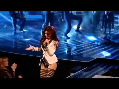 Cheryl Cole - Promise This (Live On The X Factor).
