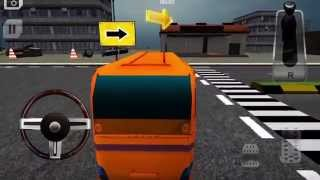 Bus Simulator City Driving 3D HD Android Game Trailer!