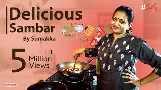 Delicious Sambar By Sumakka | Vlog 3 | Silly Monks