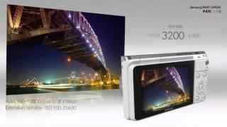 Samsung NX Mini 20 5MP CMOS Smart W iFi amp NFC