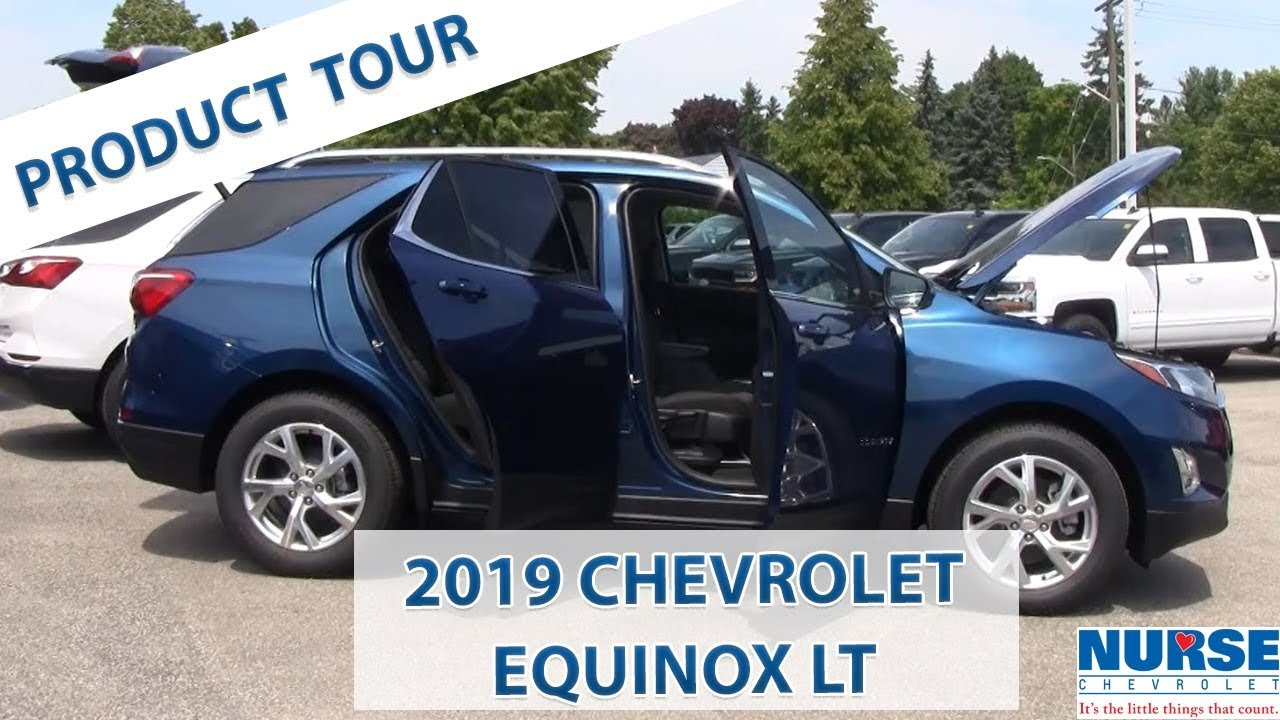 2019 Equinox LT Product Tour