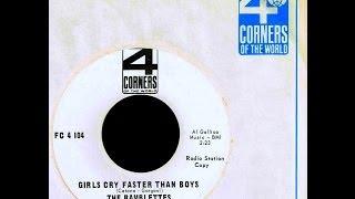 Ramblettes (Ellie Greenwich) - GIRLS CRY FASTER THAN BOYS  (1965)