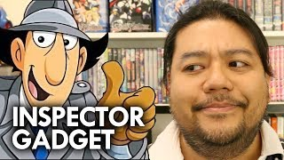 Inspector Gadget 1982 cartoon Review - Mega Jay Retro #inspectorgadget #cartoonreview