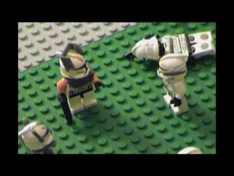 Lego Clone Wars 501st Legion V