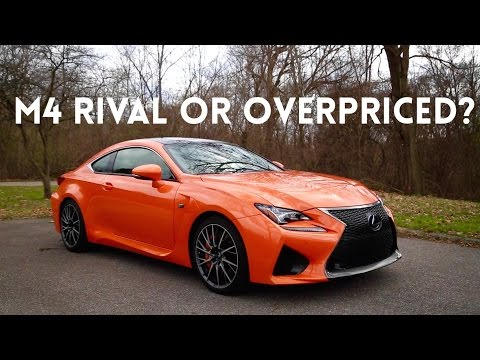 Is The 2016 Lexus RCF Worth $80,000?
