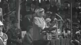 Nederland herdenkt bevrijding (1955)