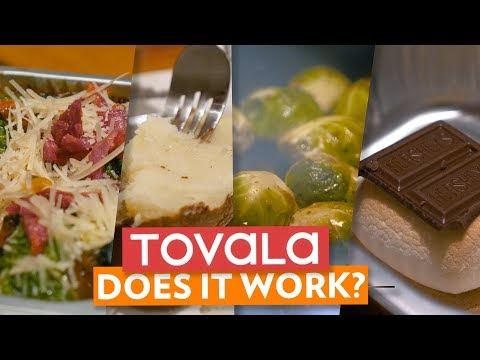 Tovala: The Smart Oven | Does it Work?