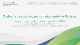 Rak Nerki | Optymalizacja leczenia raka nerki w Polsce