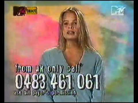 Dial MTV  Rebecca de Ruvo (1993) tomekosazielona