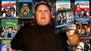My Blu-ray Collection Update 6/1/13 : Blu Ray And Dvd Movie Reviews