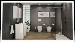 Modern Bathroom - The Beauty Of Grey [luxury Interior Design]