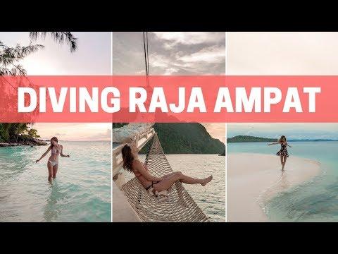 Diving RAJA AMPAT: Underwater Paradise