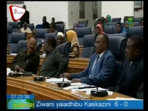 Suala La Kustaafu Kwa Watumishi Wa Umma Zanzibar
