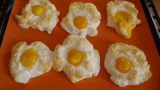 Tutorial: Wolken-Eier fürs Frühstück mit der Familie