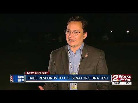 Cherokee Nation responds to US Senator's DNA test results