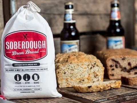 SoberDough - Artisan Brew Bread