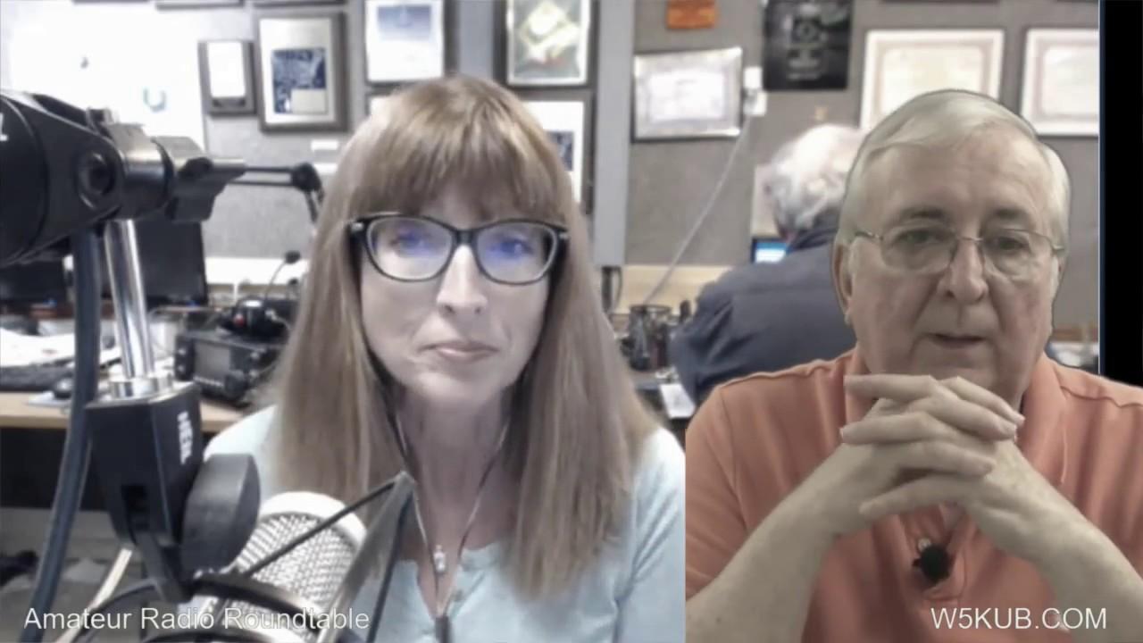 amateur radio roundtable 5 23 17 part 1 - youtube