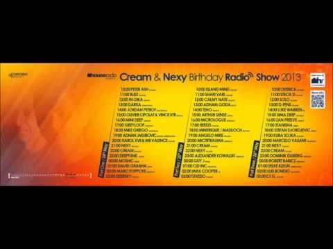 Zan Preveé - Guest Mix On Cream & Nexy Birthday's Show @ Houseradio.pl 2013.05.26