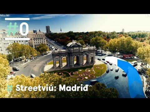 Streetviú: Plaza De La Independencia, Confluencia De Calles #Madrid   #0