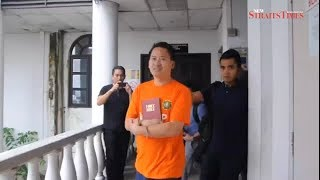 Warisan VP Peter Anthony remanded three days over RM155m probe