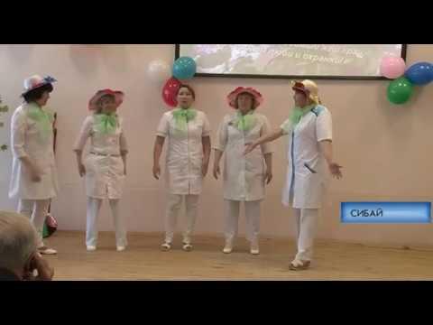 Конкурс медицинских сестер