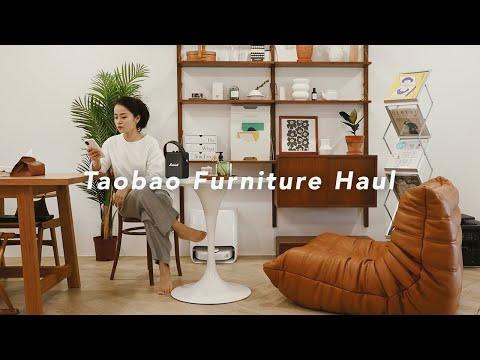 淘宝家具分享   鞋柜   餐桌餐椅   沙发   床   梳妆台   挂墙收纳柜   淘宝买过的比较满意的家具   Belinda Chen