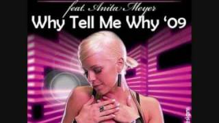 Anita Mayer - Why Tell Me Why (Offer Nissim Full Remix)