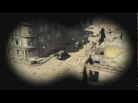 Sniper Elite V2 - Calles de Schöneberg Misión #2 Walkthrough
