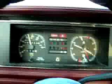0-60 1983 VW Rabbit Diesel Automatic