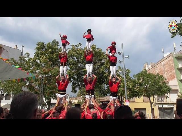 3xP4 Castellers Alt Maresme @ Pineda de Mar -Festa Major-(01/09/2019)