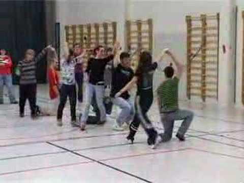 Bailamos! International sport event in Jyvaskyla