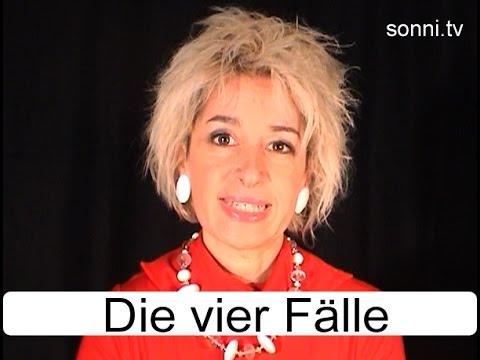 """Deutsche Grammatik: """"Die vier Fälle"""" (mit Sonja Hubmann)"""