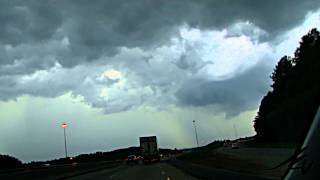 rain, lightning,  storms in tornado alley