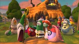 VeggieTales: Duke And The Great Pie War Ending Scene