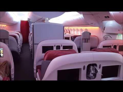 Latam Chile | Business Class | B787-8 | Frankfurt-Madrid | *full flight*