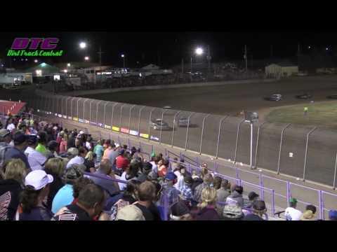 IMCA Stock Car A Feature RPM Speedway 8-13-16