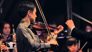 Klassikkuppel 2013: Sinfonie - Mendelssohn Bartholdy: Violinkonzert in e-Moll op. 64: III.