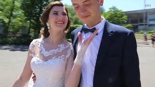 Свадебный ролик Алексея и Евгении (R&J)