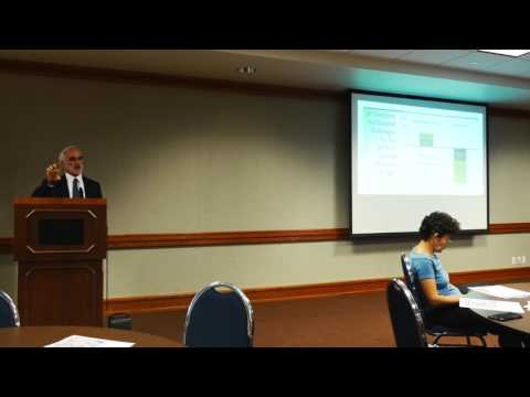 Dick Lavine Budget Briefing Presentation