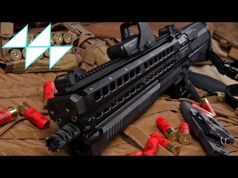 10 สุดยอดปืนลูกซองโคตรโหด / Top 10 Shotgun Brutal Descent
