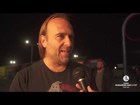 Entrevista A Sebastián Rozental | Sudamericano Sub 17 - Perú 2019