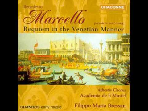 Marcello   Requiem in the Venetian Manner