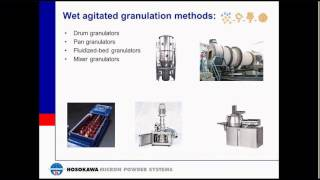 Basics of Material Agglomeration
