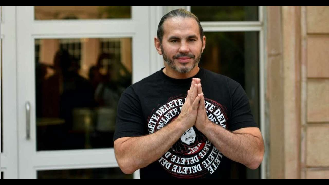 Matt Hardy Passes Concussion Test, Leaves Hospital After Injury at ...