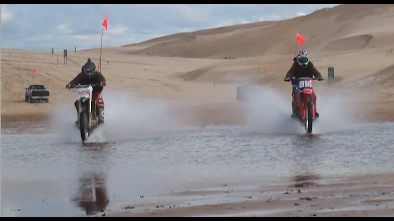 Dirt Bike Water Skipping Youtube