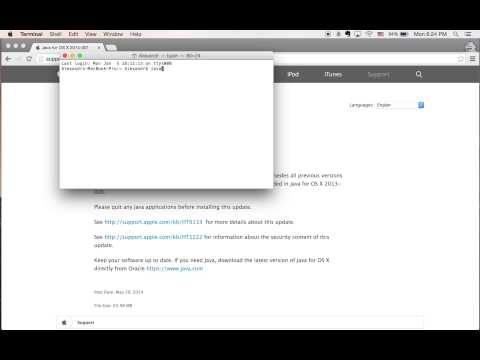 How To Download JDK For Mac OS X
